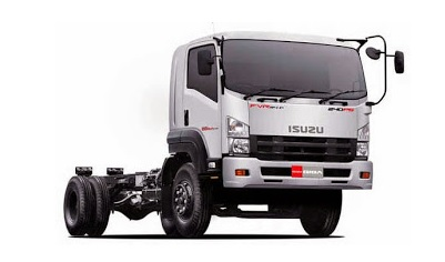 ISUZU GIGA FVR 34 L E2