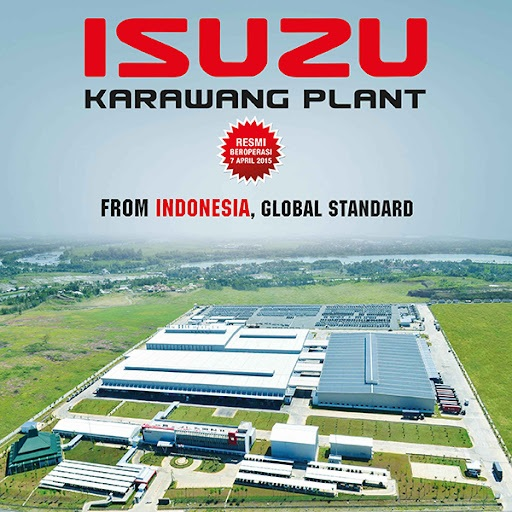 sejarah isuzu indonesia