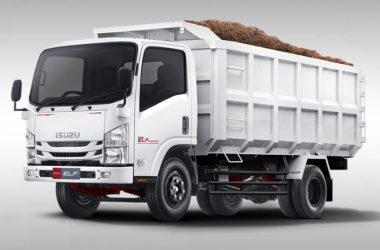 dump truk isuzu NMR 71